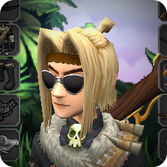 Pirate101 Best Grizzly Beast Gear / Items - Haar of the Baar