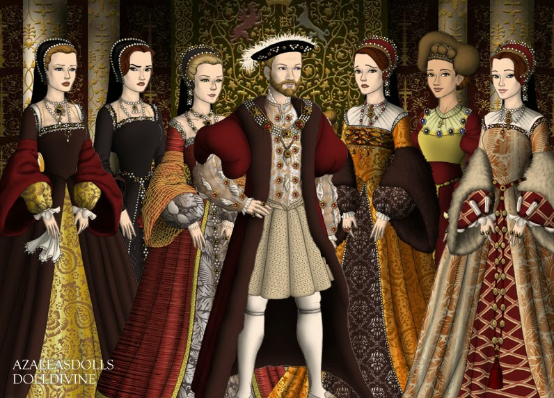 king henry and his six wives essay Click here for previous essays from the series jane seymour was the third wife  of henry viii and, in contrast to the dramatic lives led by her.
