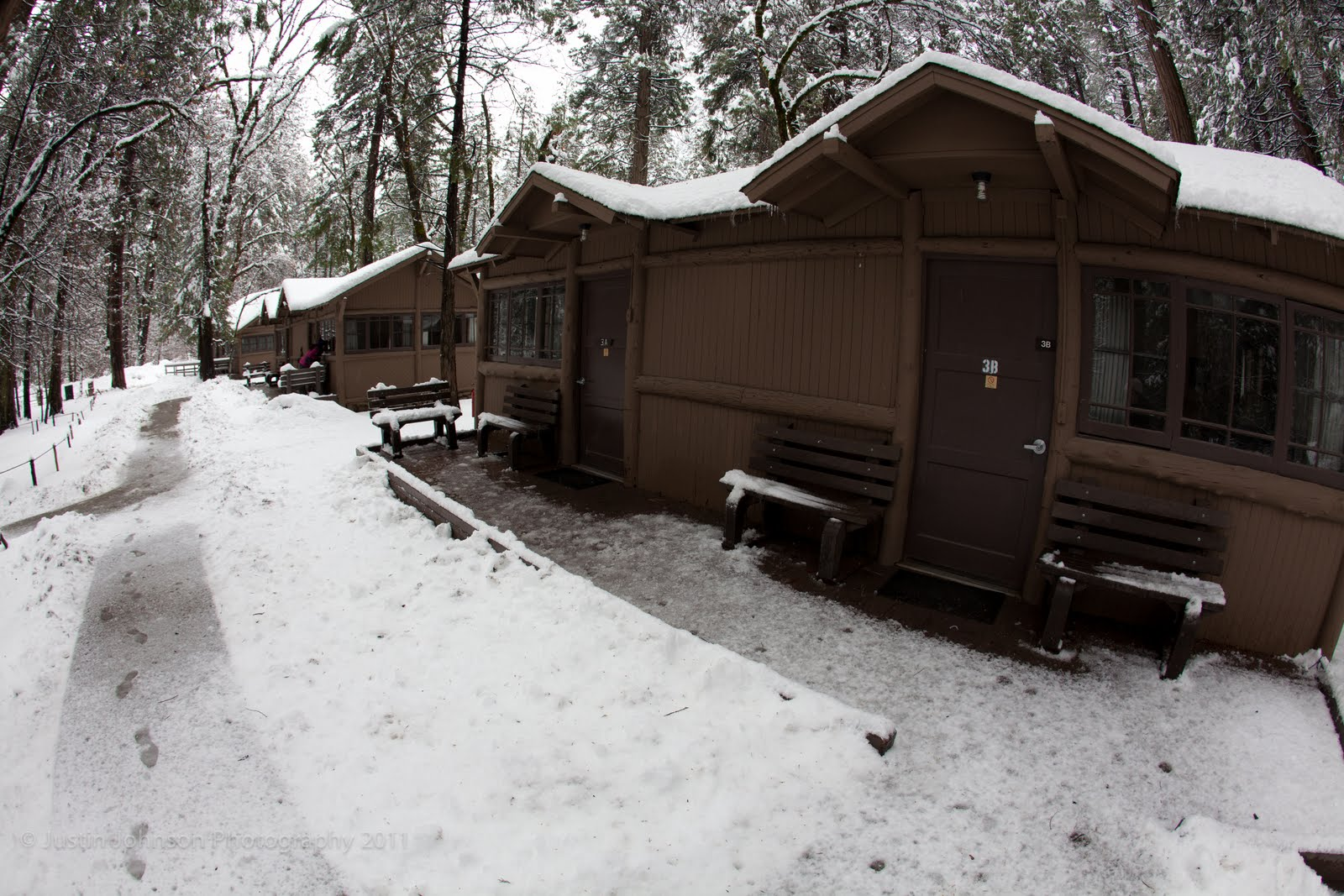 Yosemite Lodging And Chapel You Can Call Me J