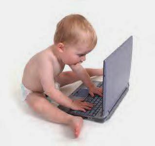 niños y las computadoras