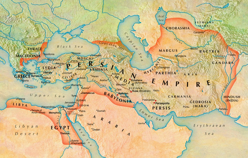 Ancient world history ancient persians ancient persians gumiabroncs Choice Image