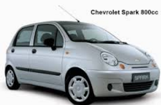 Chevrolet Spark ls 800cc