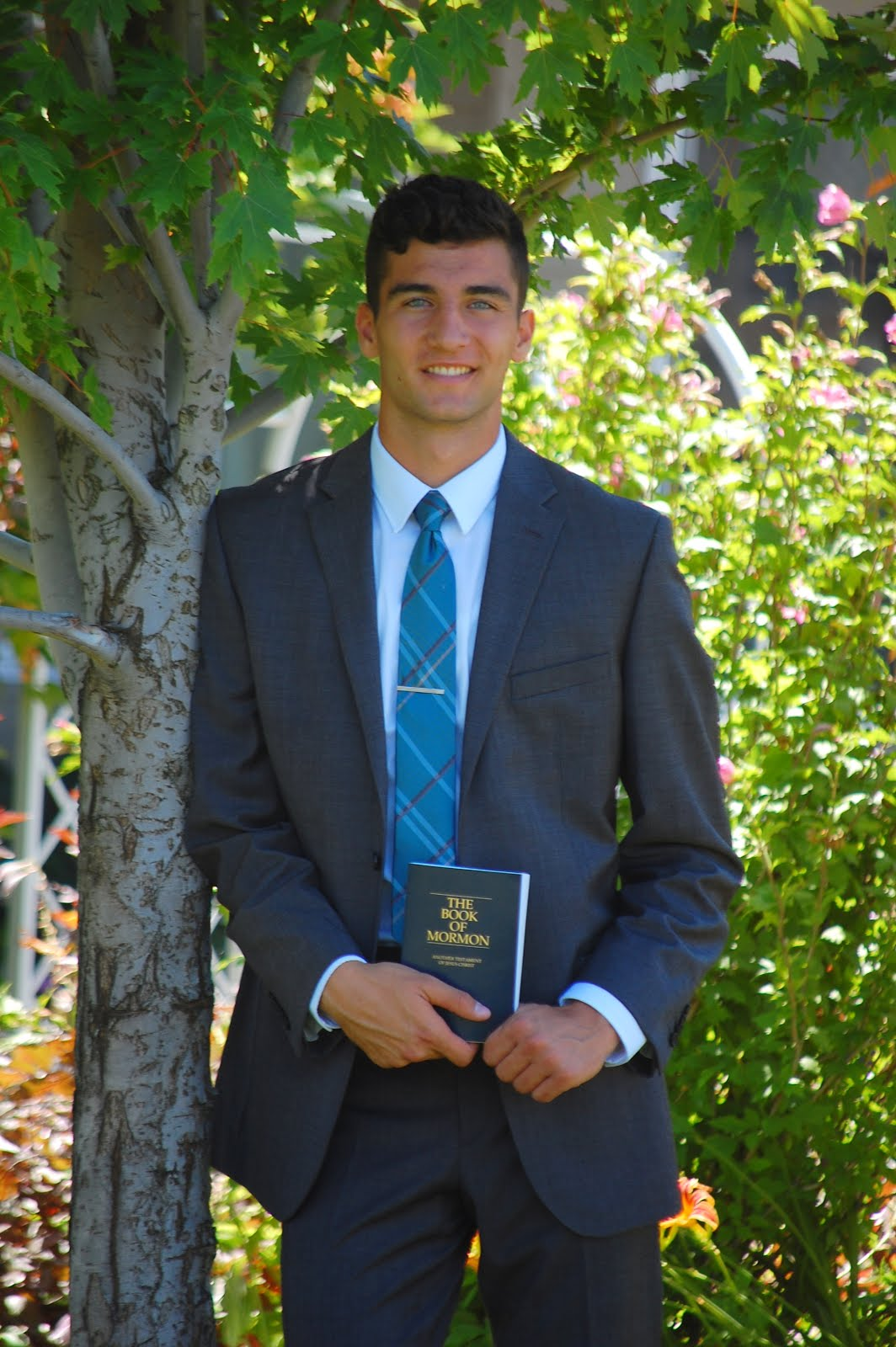 Missionaries love mail!