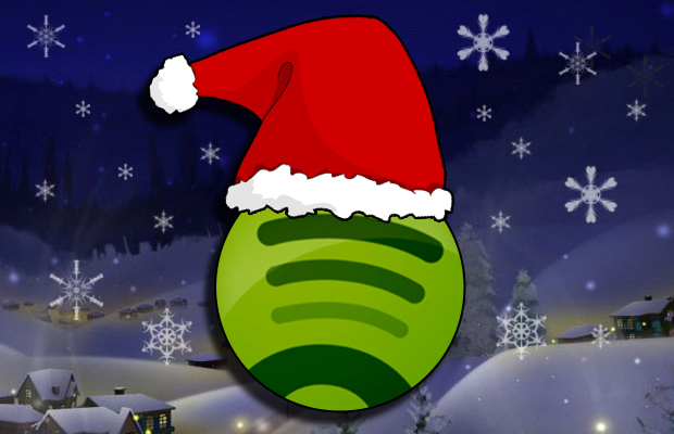 Spotify playlist ~ Christmas A Go Go!