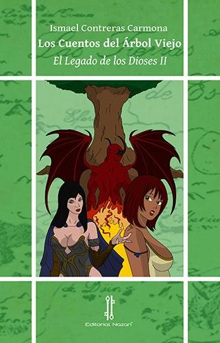 Los cuentos del árbol viejo  (Ismael Contreras Carmona) (Editando con ALEJANDRO SANTIAGO)
