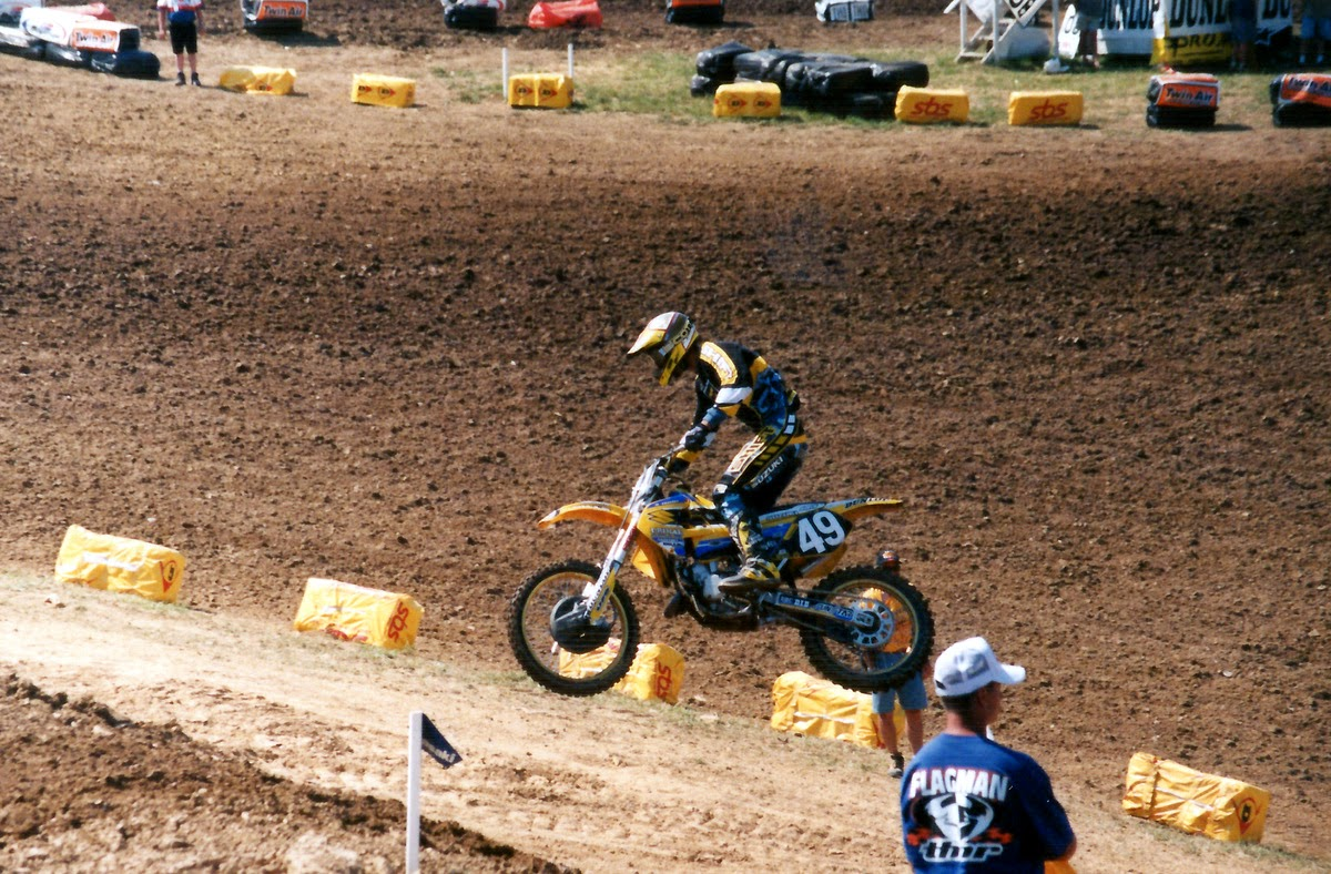 Michael Brandes - High Point 1999