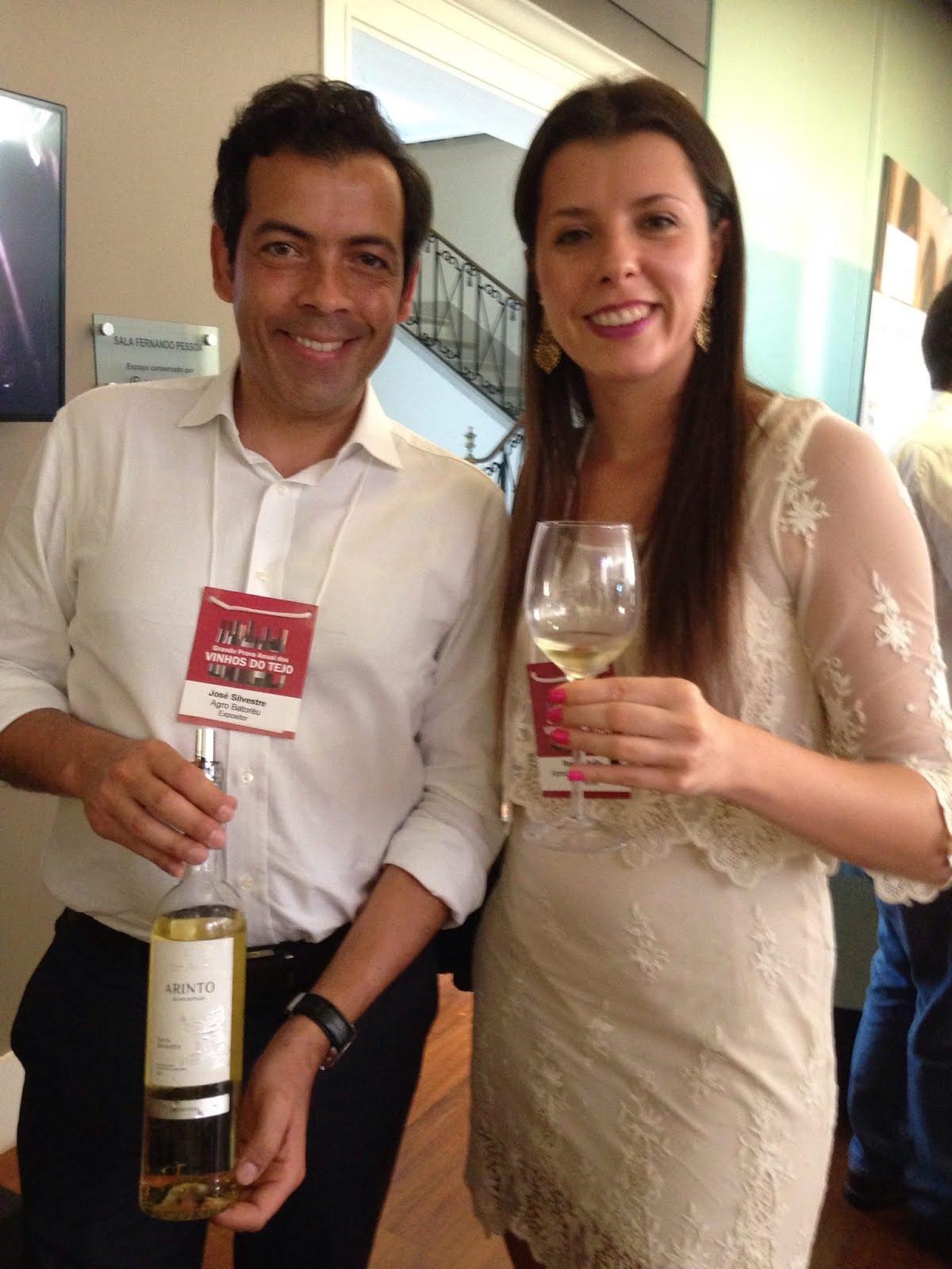 Momento Vinícola Agro Batoreu com José Batoreu Silvestre no Consulado Geral de Portugal