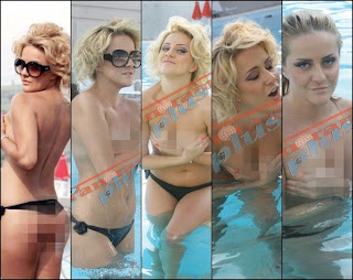 Joana topless