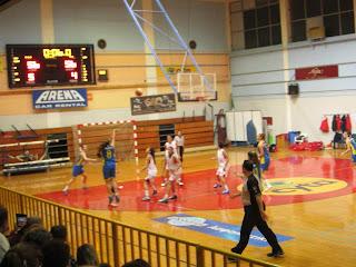 Ο  Ίκαρος 58-56  τον Κρόνο Αγ. Δημ.  και 1-0 στον τελικό των κορασίδων