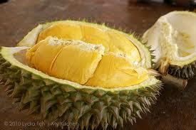 durian raja buah