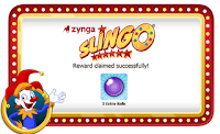 Zynga Slingo Cheat: Daily Bonus Update 19 April 2012