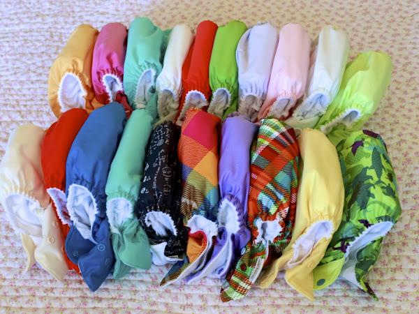 Cloth Diapering Update