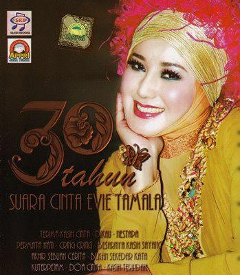 OM. MONETA Album 30 Tahun Suara Cinta Evie Tamala