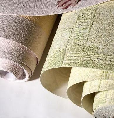 cara memasang wallpaper dinding rumah