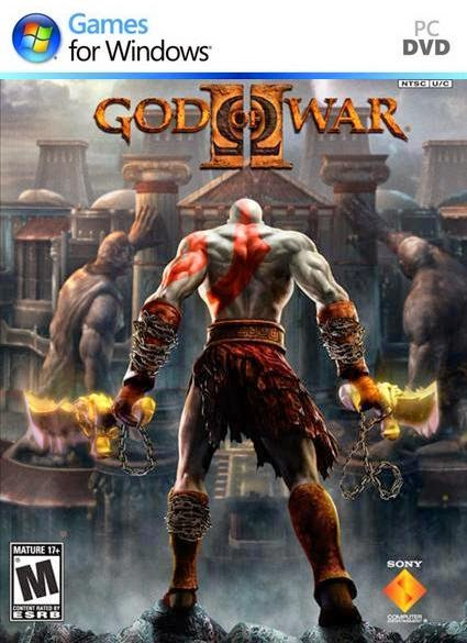 Free Download God Of War 2 For PC RIP Version Highly Compressed
