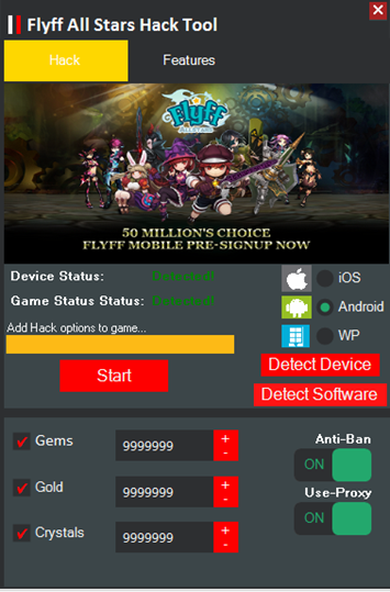 Flyff-All-Stars-Android-iOS-Hacked-Cheats-Tool