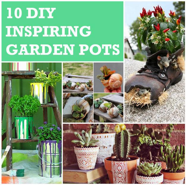 أفكار عبقرية لعمل حديقة منزلية
