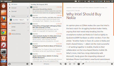 lightread rss reader ubuntu 12.04