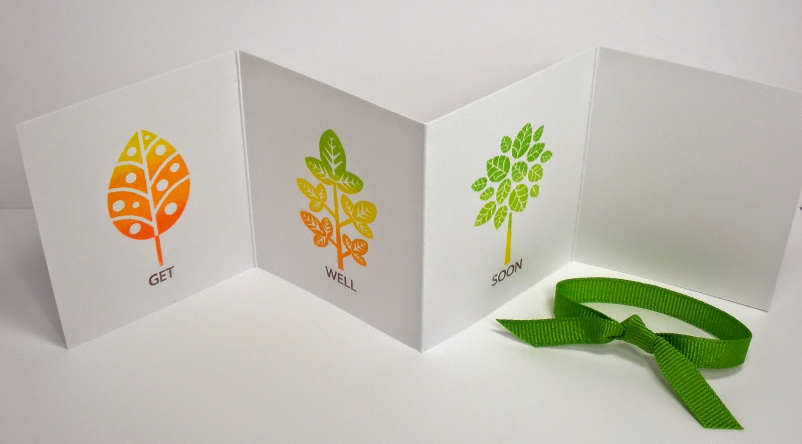 simplicity another accordion fold card