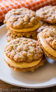 37 pumpkin recipes oatmeal pumpkin cream pies