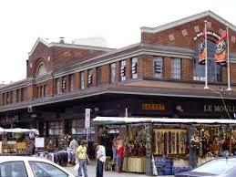 Mercado Byward. Ottawa, Canada