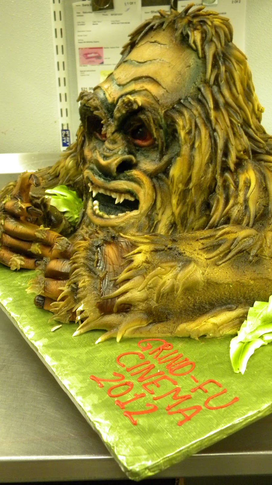 Bigfoot Cake Images : Pop Music As Pornography: SHUFFLE FUNCTION COUNTDOWN TO ...