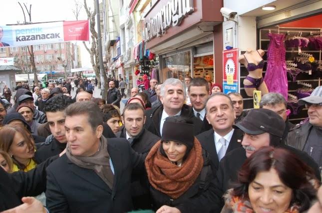 Mustafa Sarıgül Pendik