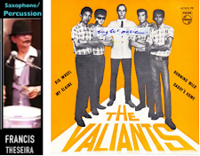 FRANCIS THESEIRA OF 'THE VALIANTS' HAD PASSED AWAY IN MALAKA