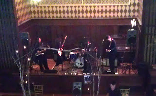 Gertrude's Hearse Performing at The Sanctuary at Admiral