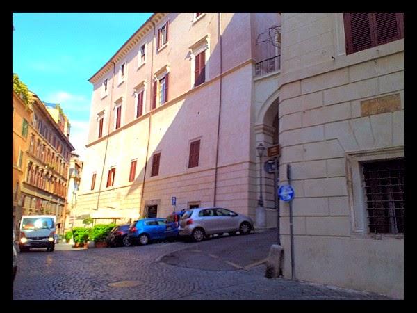 Palazzo Taverna w Rzymie