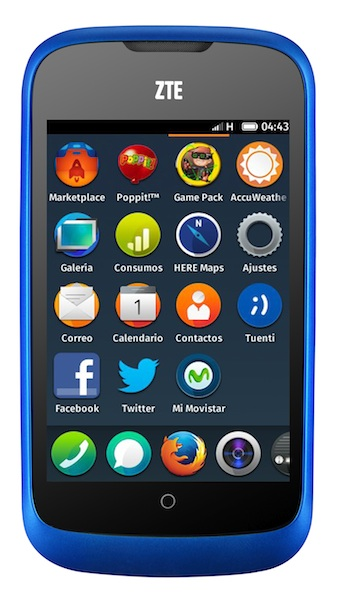 The programmed geek : Smartphones with Firefox OS