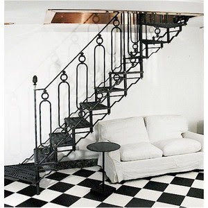 Escaleras para interiores ideas para decorar dise ar y for Como hacer escaleras de fierro