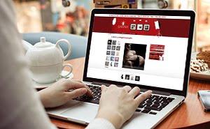 Visitez notre site web