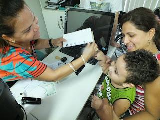 Atendimento de orientação, acompanhamento e emissões de documentos para pessoas com deficiência