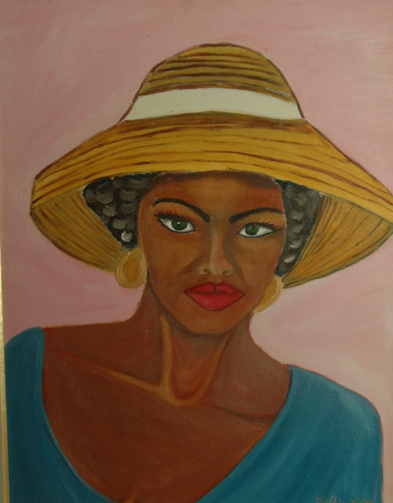 Muito Salão de Arte Afro-Brasileira do RS: PINTURA - DESENHO - FOTOGRAFIA OL65