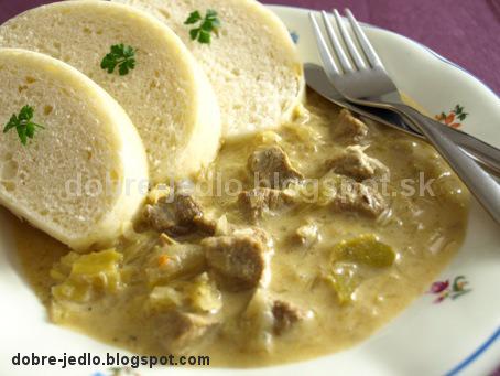 Segedínsky guláš - recepty