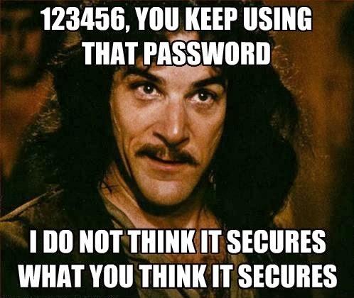 The Password Bride