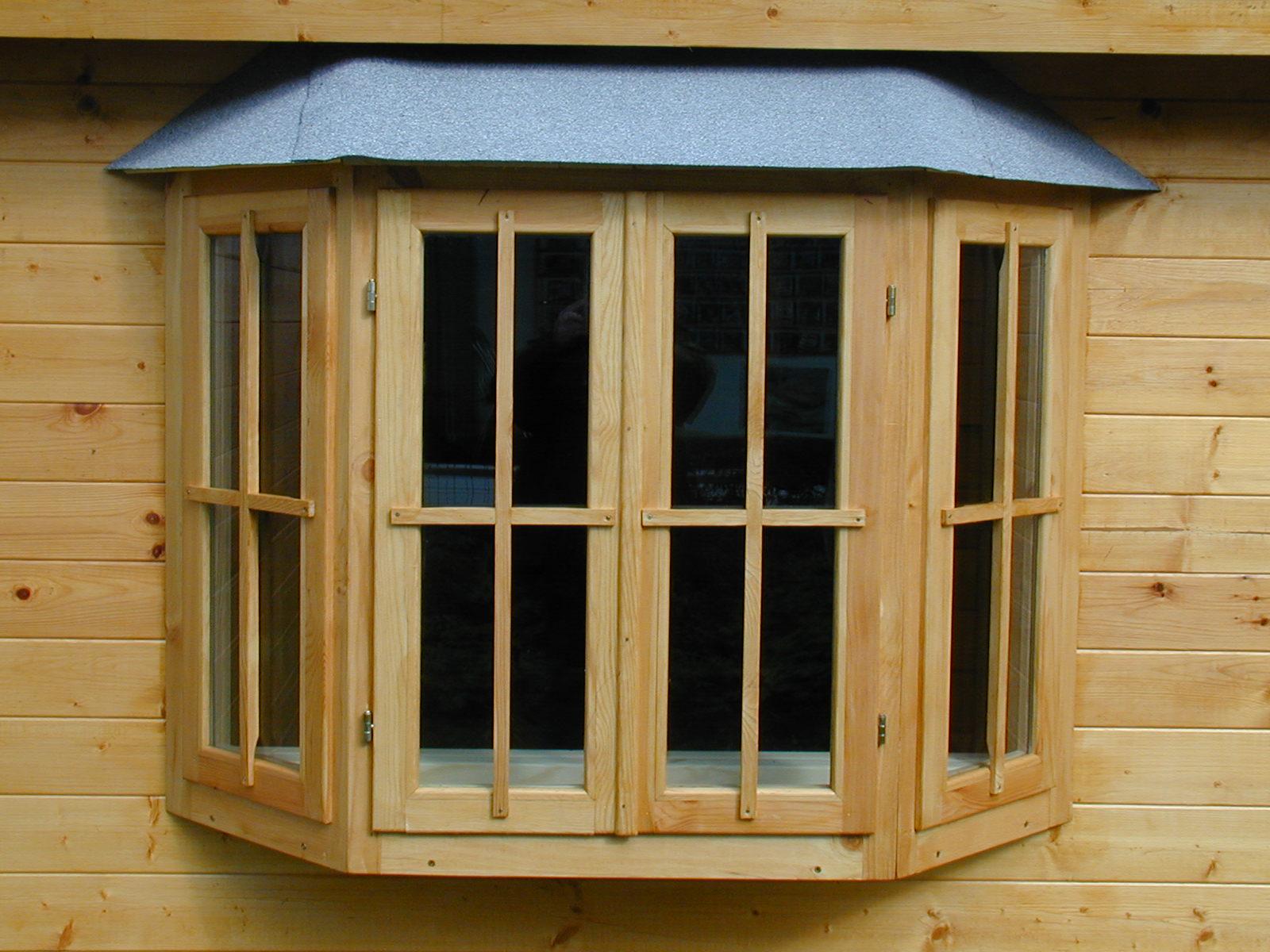 Bricolage trabajos en madera puertas principales tambi n for Ventanas modelos