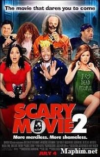 Scary Movie 2  Scary Movie