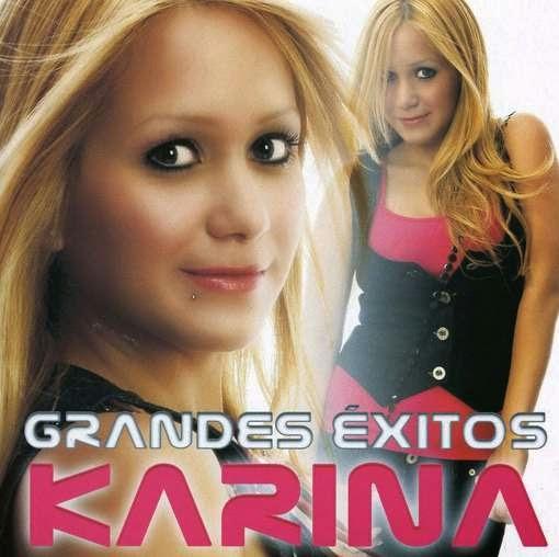 Karina - Grandes Exitos (2009)