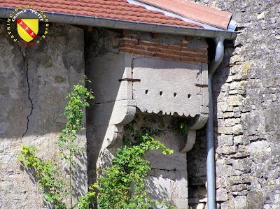 DAMELEVIERES (54) - La maison-forte