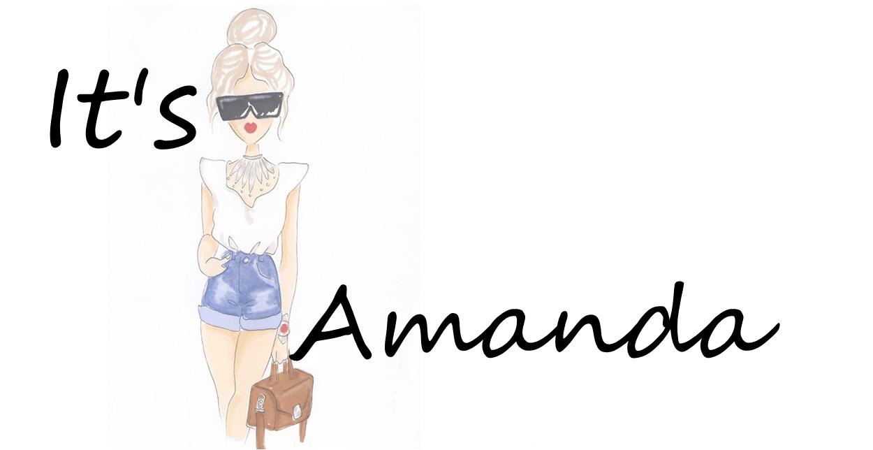 It's Amanda