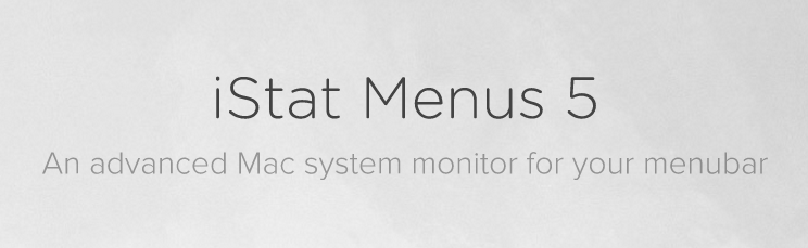 iStat Menus 5.03 Incl Crack