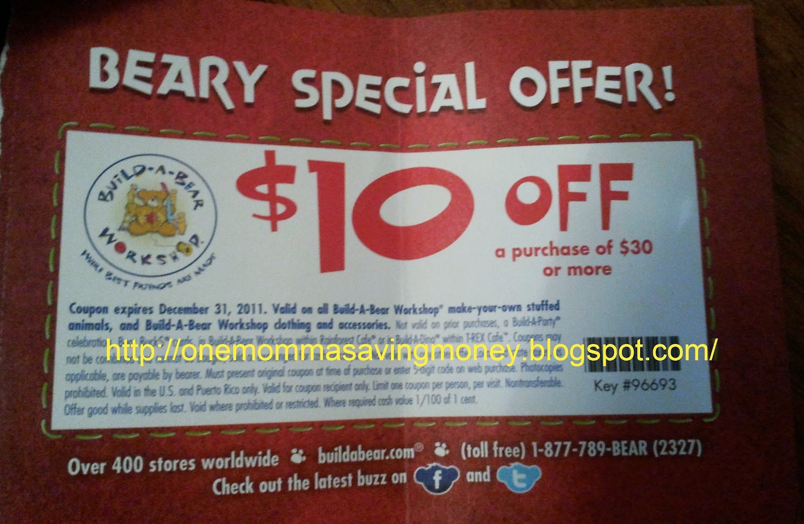 Build a bear coupon code july 2018