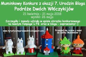 Trwa konkurs kreatywny z okazji 7. Urodzin Bloga, zapraszamy! :)