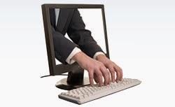 mengendalikan komputer dari komputer lain