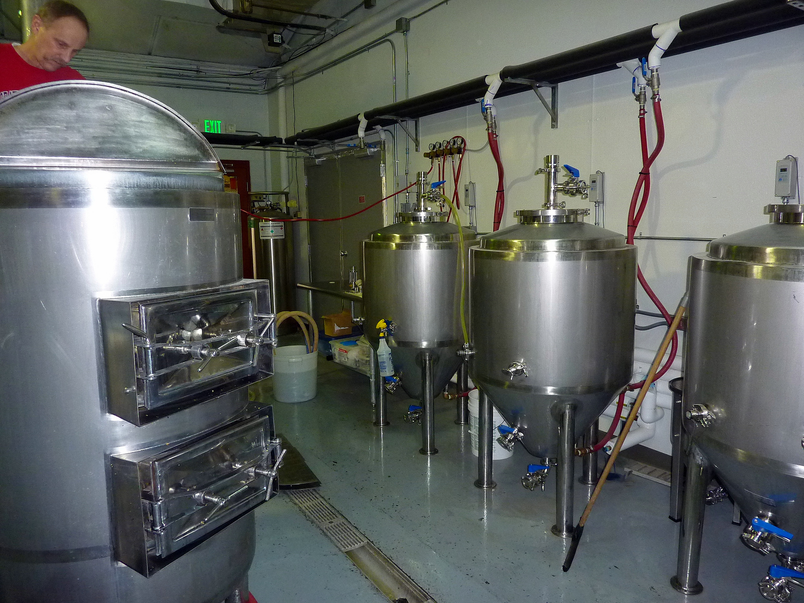 Beervana Fascinating Concept Leasing A Nanobrewery