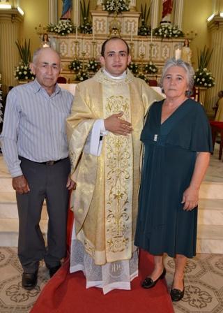 Com papai e mamãe