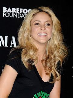 foto cantik Shakira