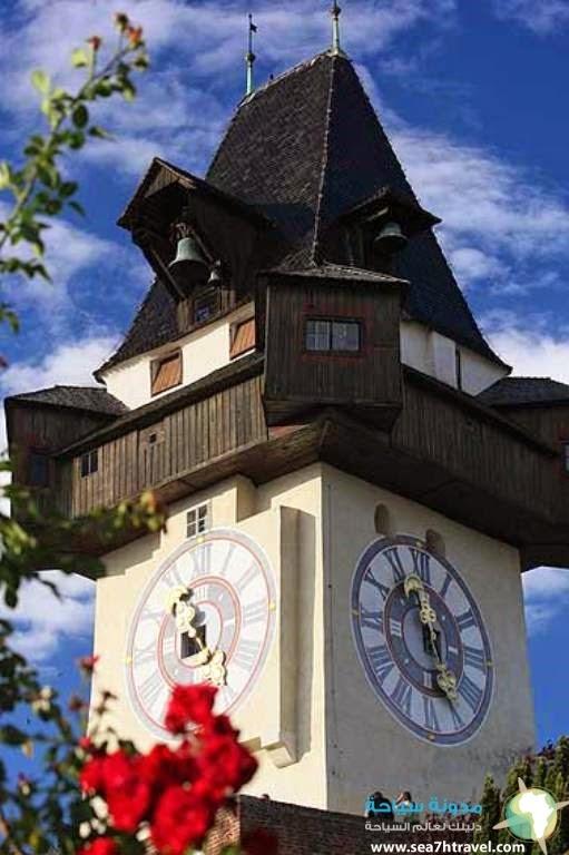 مدينة غراز في النمسا - غراتس